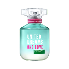 Туалетная вода United Colors of Benetton United Dreams One Love (Объем 50 мл) benetton colors purple 50 мл benetton benetton colors purple 50 мл