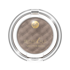 Тени для век Bell Secretale Mat Eyeshadow 02 (Цвет 02 variant_hex_name A9958A) тени для век bell secretale mat eyeshadow 04 цвет 04 variant hex name 5e504f