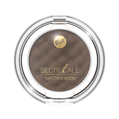 Тени для век Bell Secretale Mat Eyeshadow 03 (Цвет 03 variant_hex_name 76645A) тени для век bell secretale mat eyeshadow 04 цвет 04 variant hex name 5e504f