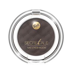 Тени для век Bell Secretale Mat Eyeshadow 04 (Цвет 04 variant_hex_name 5E504F) тени для век bell secretale mat eyeshadow 04 цвет 04 variant hex name 5e504f