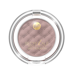 Тени для век Bell Secretale Mat Eyeshadow 06 (Цвет 06 variant_hex_name C5A6A4) тени для век bell secretale mat eyeshadow 04 цвет 04 variant hex name 5e504f