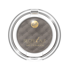 Тени для век Bell Secretale Mat Eyeshadow 07 (Цвет 07 variant_hex_name 867D78) тени для век bell secretale mat eyeshadow 04 цвет 04 variant hex name 5e504f