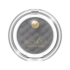 Тени для век Bell Secretale Mat Eyeshadow 08 (Цвет 08 variant_hex_name 808082) тени для век bell secretale mat eyeshadow 04 цвет 04 variant hex name 5e504f