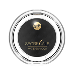 Тени для век Bell Secretale Mat Eyeshadow 09 (Цвет 09 variant_hex_name 363636) тени для век bell secretale mat eyeshadow 04 цвет 04 variant hex name 5e504f