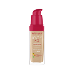 Тональная основа Bourjois Healthy Mix Relaunch 54 (Цвет 54 Beige  variant_hex_name D9C4AC Вес 50.00) тональный крем bourjois healthy mix relaunch 56