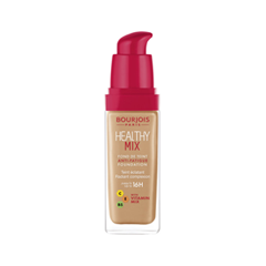 Тональная основа Bourjois Healthy Mix Relaunch 56 (Цвет 56 Hâlé Clair variant_hex_name CFB297 Вес 50.00) тональный крем bourjois healthy mix relaunch 56
