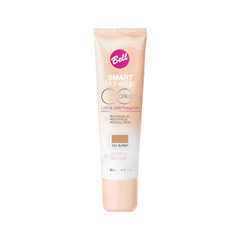 CC крем Bell CC Cream Smart Make-Up 23 (Цвет 23 Sunny variant_hex_name CE9C77)