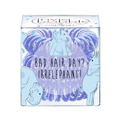 Резинки invisibobble Резинка-браслет для волос Original Circus Collection Bad Hair Day? Irrelephant! (Цвет Bad Hair Day? Irrelephant! variant_hex_name 7C84BD)