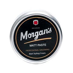 Стайлинг Morgans Pomade Матовая крем-паста Matt Paste Styling Cream (Объем 100 мл)