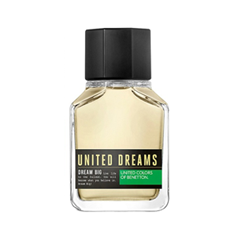 Туалетная вода United Colors of Benetton United Dreams Dream Big Men (Объем 100 мл)