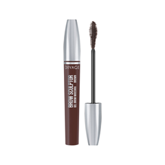 Тушь для бровей Divage Brow Sculptor Gel Brown 01 (Цвет 01 Brown variant_hex_name 332826)