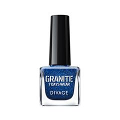 Лак для ногтей Divage Granite 17 (Цвет 17 variant_hex_name 005BB0)