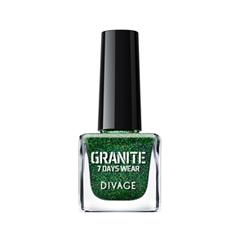 Лак для ногтей Divage Granite 19 (Цвет 19 variant_hex_name 20762B)