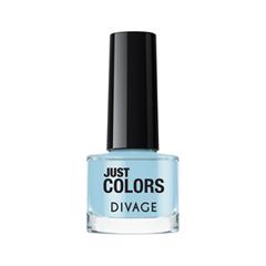 Лак для ногтей Divage Just Colors 05 (Цвет 05 variant_hex_name B2D6E6) лаки для ногтей divage набор 311 лаки для ногтей everlasting g 14 топ покрытие