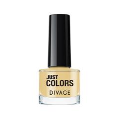 Лак для ногтей Divage Just Colors 11 (Цвет 11 variant_hex_name E9D3A2) лаки для ногтей divage набор 311 лаки для ногтей everlasting g 14 топ покрытие