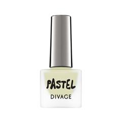 Лак для ногтей Divage Pastel Nail Polish 01 (Цвет 01 variant_hex_name D7D6AA) лак для ногтей divage pastel nail polish 08 цвет 08 variant hex name a3dbc0