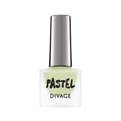 Лак для ногтей Divage Pastel Nail Polish 07 (Цвет 07 variant_hex_name DFE5C9) лак для ногтей divage pastel nail polish 08 цвет 08 variant hex name a3dbc0