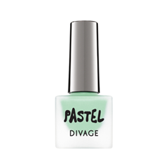 Лак для ногтей Divage Pastel Nail Polish 08 (Цвет 08 variant_hex_name A3DBC0) лак для ногтей divage pastel nail polish 08 цвет 08 variant hex name a3dbc0