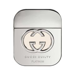 Туалетная вода Gucci Guilty Platinum (Объем 50 мл Вес 80.00) туалетная вода gucci flora by gucci объем 75 мл вес 125 00