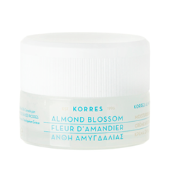 Крем Korres Almond Blossom Moisturising Cream (Объем 40 мл) гель lavera silky shower cream with organic almond milk