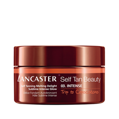 Автозагар Lancaster Self Tanning Melting Delight for Face  Body 03 Intense Trip To Copacabana (Объем 200 мл)