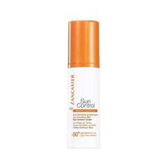 Защита от солнца Lancaster Sun Control Anti-Wrinkles & Dark Spots Eye Contour Cream SPF50+ (Объем 15 мл) недорого