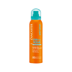 Защита от солнца Lancaster Sun for Kids Invisible Mist Wet Skin Application SPF50 (Объем 200 мл) спрей солнцезащитный lancaster sun sport spf30