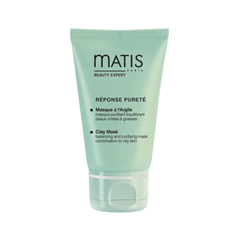 Маска Matis Clay Mask Balancing and Purifying Mask (Объем 50 мл) маска matis clay mask balancing and purifying mask объем 50 мл