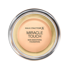 Тональная основа Max Factor Miracle Touch Skin Smoothing Foundation 40 (Цвет 40 Creamy Ivory variant_hex_name F0C09C Вес 20.00) недорого