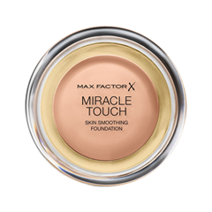 Тональная основа Max Factor Miracle Touch Skin Smoothing Foundation 55 (Цвет 55 Blushing Beige variant_hex_name F4C0AB Вес 20.00) подводка essence liquid ink eyeliner 02 цвет 02 bronzy