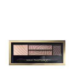 Тени для век Max Factor Smokey Eye Drama Kit 2 in 1 01 (Цвет 01 Opulent Nudes variant_hex_name BA9E93 Вес 50.00)