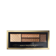 Тени для век Max Factor Smokey Eye Drama Kit 2 in 1 03 (Цвет 03 Sumptuous Golds variant_hex_name CD9A7B Вес 50.00) блеск для губ colour elixir тон 45 max factor цвет lux berry