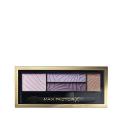 Многофунциональные Max Factor Smokey Eye Drama Kit 2 in 1 04 (Цвет 04 Luxe Lilacs variant_hex_name C4B5CF Вес 50.00) тени для век max factor smokey eye drama kit 2 in 1 03 цвет 03 sumptuous golds variant hex name cd9a7b вес 50 00