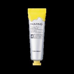 Маска Tony Moly Painting Therapy Pack Moisturizing (Объем 30 мл) маска tony moly make hd argan rose treatment hair steam pack 1 шт