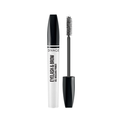 Праймер Divage Eyelash & Brow Gel Mascara Primer (Объем 10 мл) jiaocan 7011 eyelash super volumizing mascara combination