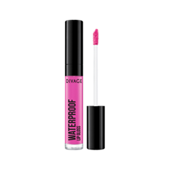Блеск для губ Divage Waterproof Lip Gloss 04 (Цвет 04 variant_hex_name E14DA5) блеск для губ divage waterproof lip gloss 04