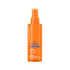 Защита от солнца Lancaster Sun Beauty Oil-Free Milky Spray Sublime Tan SPF30 (Объем 150 мл) lancaster sun care масло шелковистое для тела для усиления загара spf30 sun care масло шелковистое для тела для усиления загара spf30