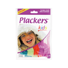 Зубная нить Plackers Kids Flosser