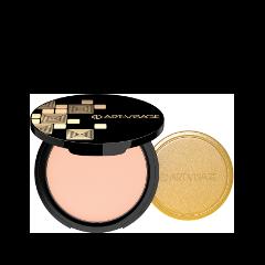 Компактная пудра Art-Visage  для нормальной и сухой кожи Nude Magique 02 (Цвет  Натуральный variant_hex_name F4E4DC)
