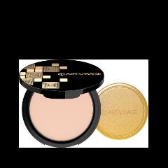 Компактная пудра Art-Visage  для нормальной и сухой кожи Nude Magique 03 (Цвет  Светлый бежевый variant_hex_name E9C8BC)