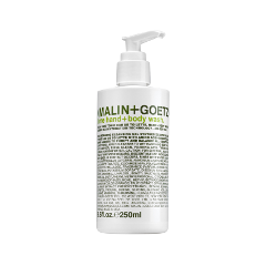 Гель для душа Malin+Goetz Гель-мыло для душа и рук Лайм (Объем 250 мл)