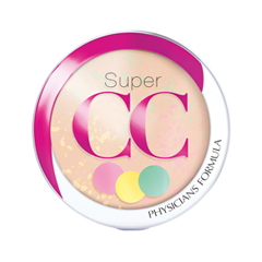 Компактная пудра Physicians Formula Super CC Color-Correction + Care СС Powder