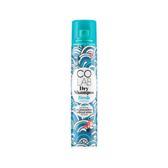 Сухой шампунь Colab Fragrance Dry Shampoo Fresh (Объем 200 мл)