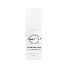 Сыворотка Cosmetics 27 Complex 27 C Bio-Perfecting Correcting Serum (Объем 30 мл) сыворотка evidens de beauté the brightening serum объем 30 мл