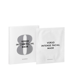 Гидрогелевая маска Verso Skincare Intense Facial Mask
