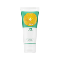 Пенка Holika Holika Daily Fresh Citron Cleansing Foam (Объем 150 мл) holika holika soda tok tok clean pore deep cleansing foam пенка глубоко очищающая для лица 150 мл