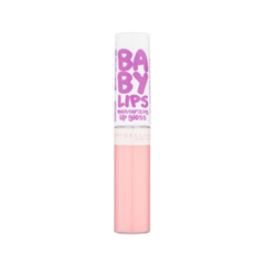 Блеск для губ Maybelline New York Baby Lips Moisturizing Lip Gloss 25 (Цвет 25 Lifes a Peach variant_hex_name FFCECA)