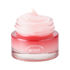 цена на Глаза и губы Petitfee Ночная маска для губ Oil Blossom Lip Mask (Объем 15 мл)