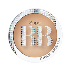 Компактная пудра Physicians Formula Super BB Beauty Balm Powder (Цвет средне бежевый variant_hex_name F1BE8D) bb кремы physicians formula bb крем