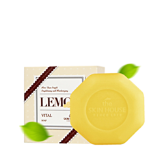 Мыло The Skin House Lemon Vital Soap (Объем 90 г)